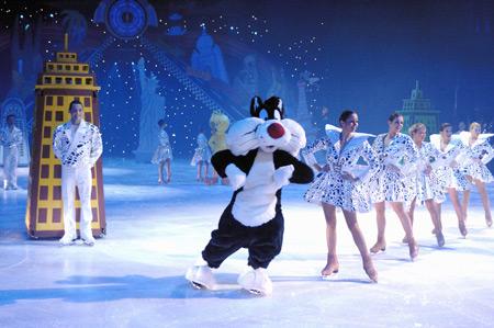 Holiday on Ice - Bugs Bunny on Ice