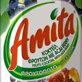 Nέος χυμός Amita Acai Berry